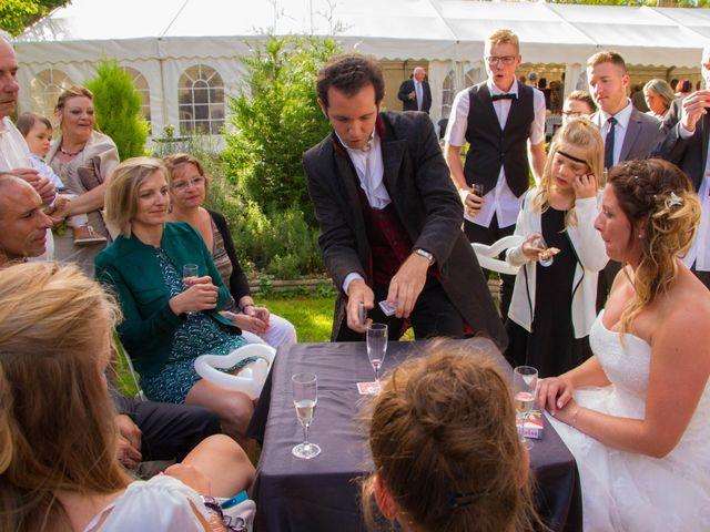 Le mariage de Teddy et Fanny à Valenciennes, Nord 102