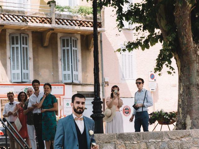 Le mariage de Loïc et Geneviève à Montauroux, Var 30