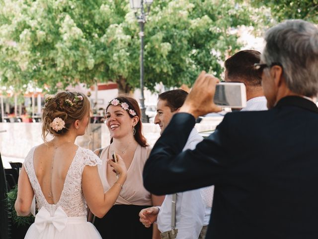 Le mariage de Loïc et Geneviève à Montauroux, Var 33