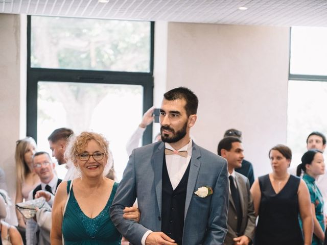 Le mariage de Loïc et Geneviève à Montauroux, Var 35