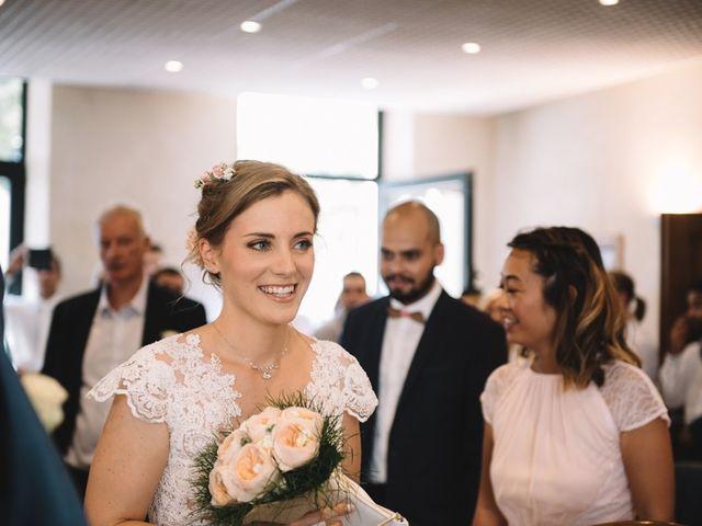 Le mariage de Loïc et Geneviève à Montauroux, Var 36