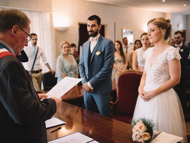 Le mariage de Loïc et Geneviève à Montauroux, Var 37