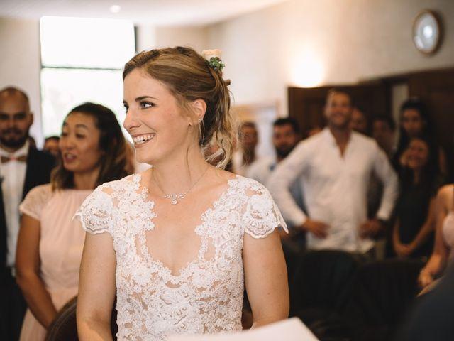 Le mariage de Loïc et Geneviève à Montauroux, Var 38