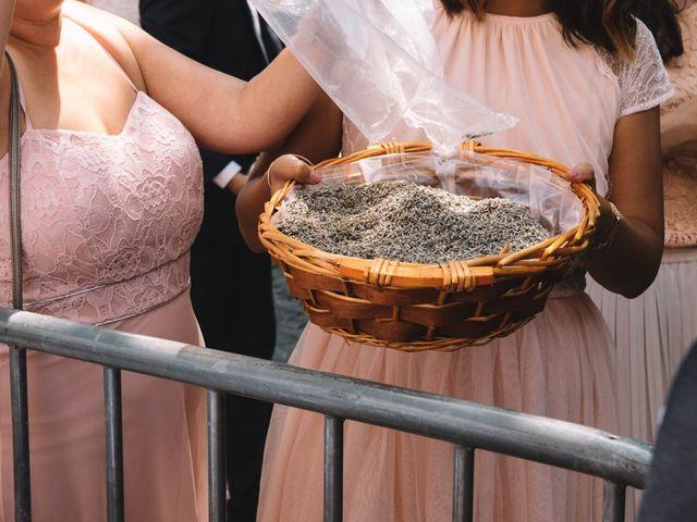 Le mariage de Loïc et Geneviève à Montauroux, Var 40
