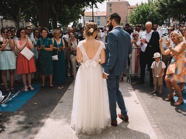 Le mariage de Loïc et Geneviève à Montauroux, Var 42