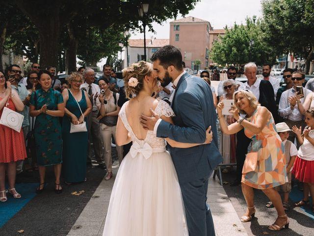 Le mariage de Loïc et Geneviève à Montauroux, Var 43
