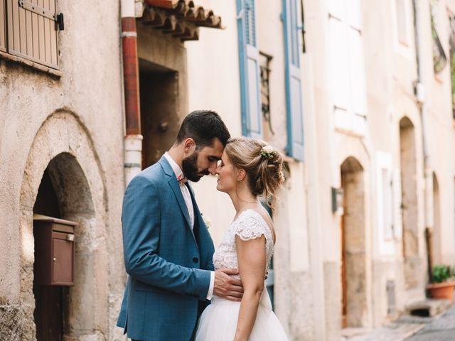 Le mariage de Loïc et Geneviève à Montauroux, Var 45