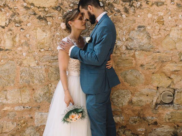 Le mariage de Loïc et Geneviève à Montauroux, Var 46