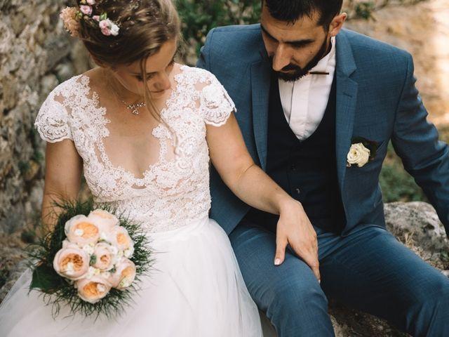 Le mariage de Loïc et Geneviève à Montauroux, Var 50