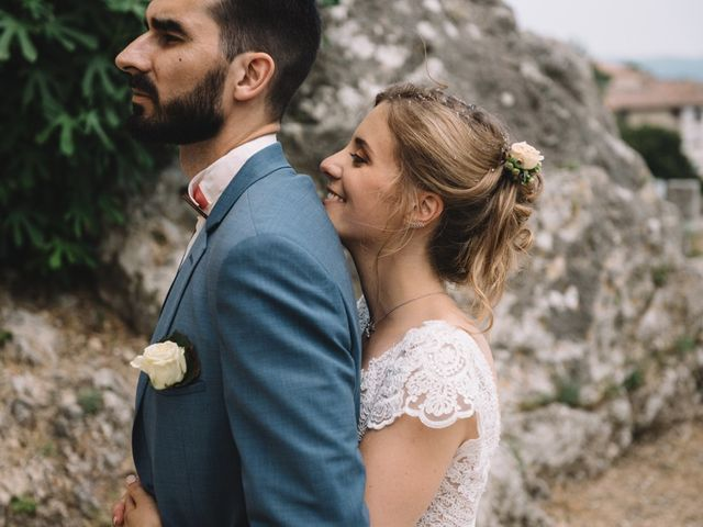 Le mariage de Loïc et Geneviève à Montauroux, Var 56