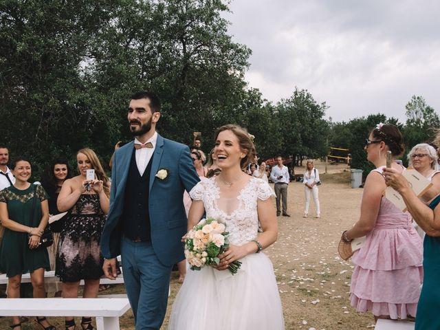Le mariage de Loïc et Geneviève à Montauroux, Var 60