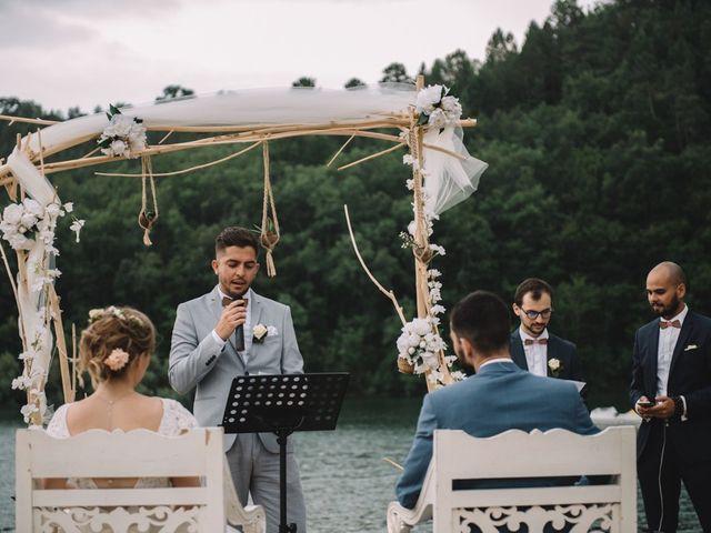 Le mariage de Loïc et Geneviève à Montauroux, Var 64