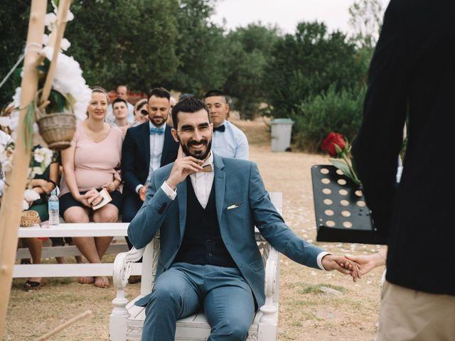 Le mariage de Loïc et Geneviève à Montauroux, Var 68