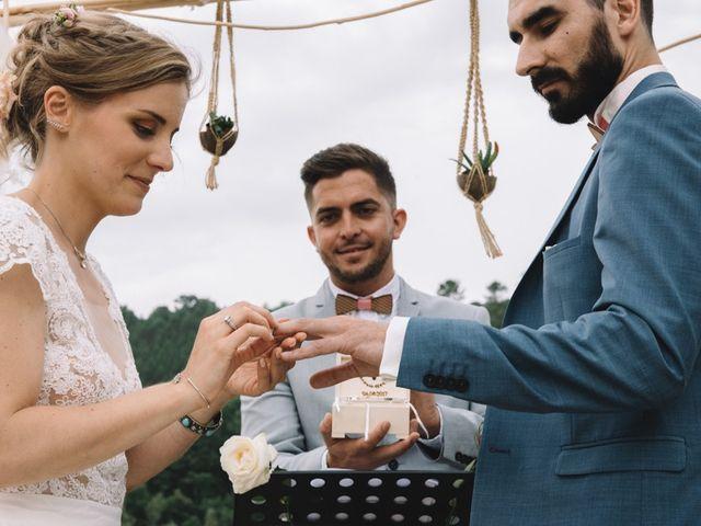 Le mariage de Loïc et Geneviève à Montauroux, Var 76