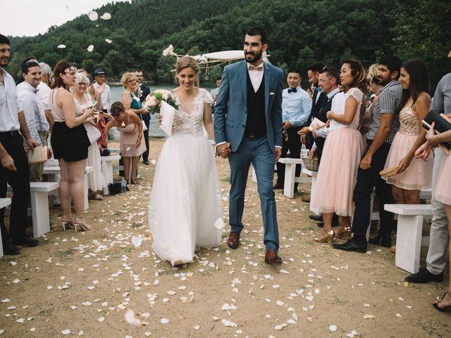 Le mariage de Loïc et Geneviève à Montauroux, Var 77