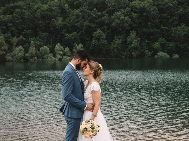 Le mariage de Loïc et Geneviève à Montauroux, Var 81