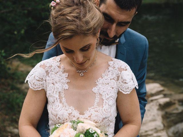 Le mariage de Loïc et Geneviève à Montauroux, Var 84