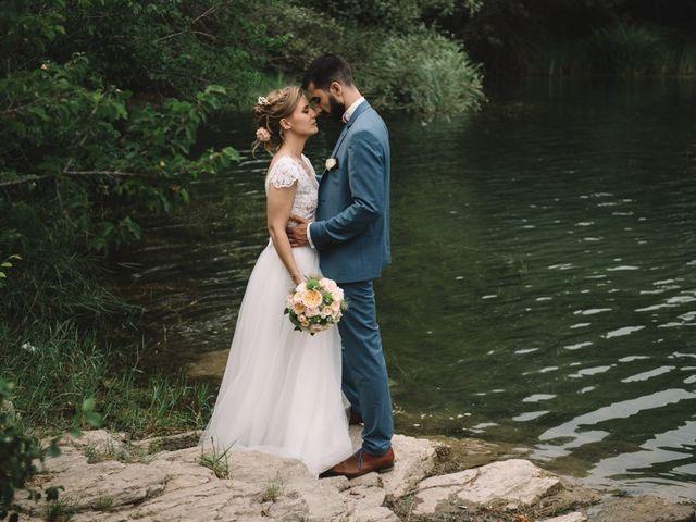 Le mariage de Loïc et Geneviève à Montauroux, Var 85