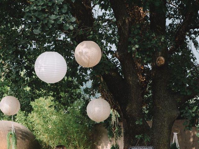 Le mariage de Loïc et Geneviève à Montauroux, Var 95
