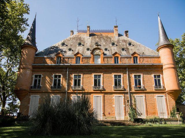 Le mariage de Cédric et Claudia à Toulouse, Haute-Garonne 2