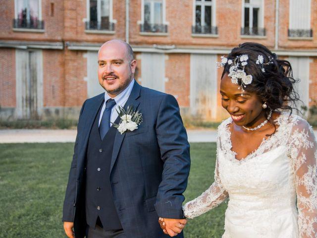 Le mariage de Cédric et Claudia à Toulouse, Haute-Garonne 17