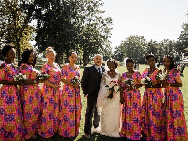 Le mariage de Cédric et Claudia à Toulouse, Haute-Garonne 9