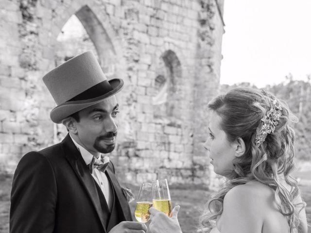 Le mariage de Anis et Jennifer à Paris, Paris 20