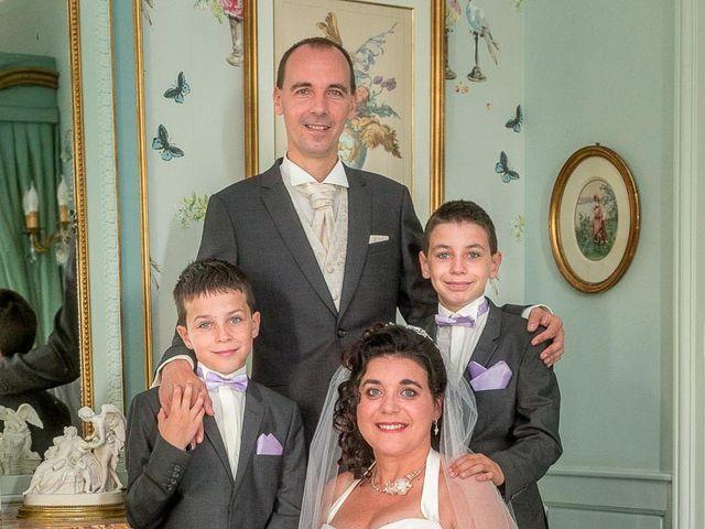 Le mariage de Michel et Stéphanie à Montauban-de-Bretagne, Ille et Vilaine 20