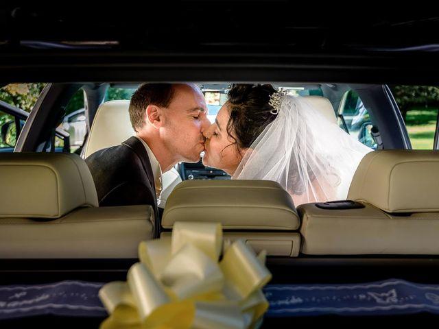 Le mariage de Michel et Stéphanie à Montauban-de-Bretagne, Ille et Vilaine 22