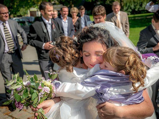 Le mariage de Michel et Stéphanie à Montauban-de-Bretagne, Ille et Vilaine 25