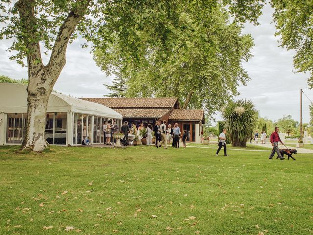 Le mariage de Stéphane et Marine à Arsac, Gironde 9