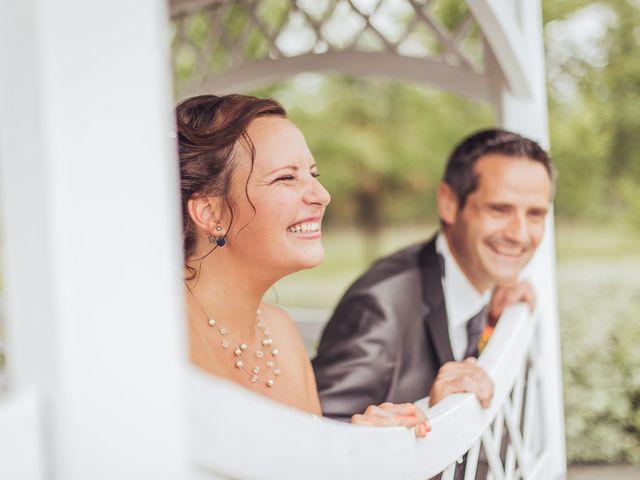 Le mariage de Stéphane et Marine à Arsac, Gironde 13