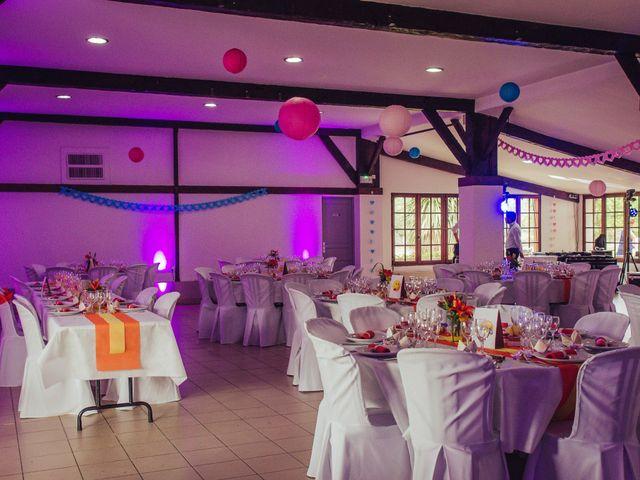 Le mariage de Stéphane et Marine à Arsac, Gironde 18
