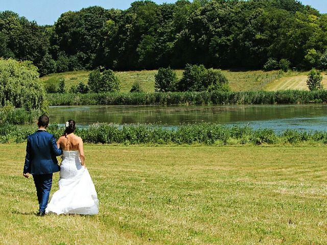 Le mariage de Quentin  et Delphine à Arceau, Côte d'Or 8