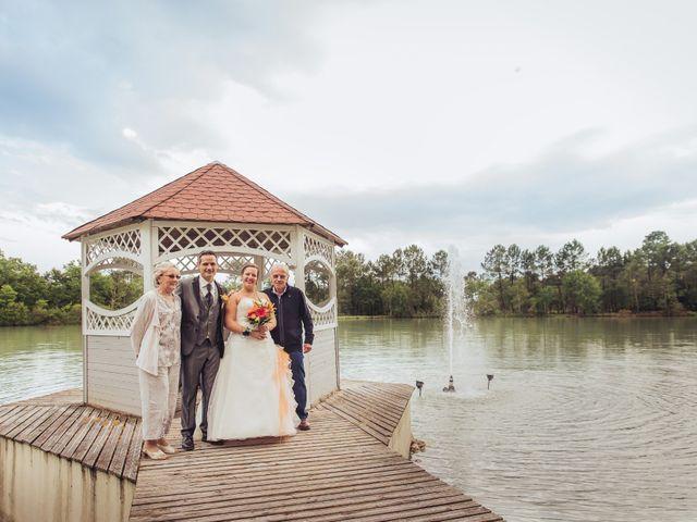 Le mariage de Stéphane et Marine à Arsac, Gironde 26