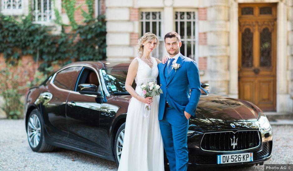 Le mariage de Romain et Coralie à Chatte, Isère