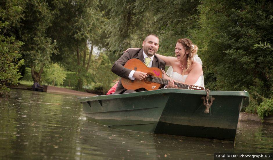 Le mariage de Teddy et Fanny à Valenciennes, Nord