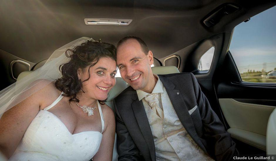 Le mariage de Michel et Stéphanie à Montauban-de-Bretagne, Ille et Vilaine