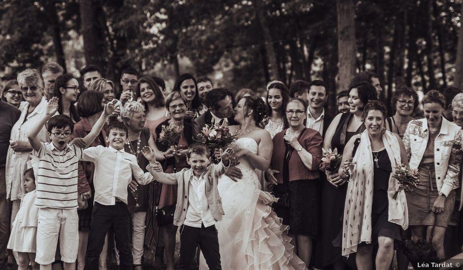 Le mariage de Stéphane et Marine à Arsac, Gironde