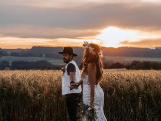 Le mariage de Céline et Olivier