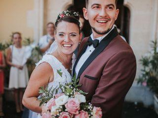 Le mariage de Jessica et Guillaume