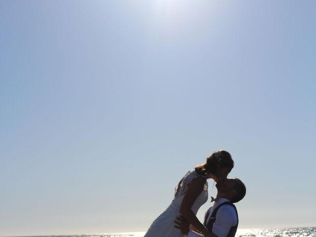 Le mariage de Julien et Cynthia à Soeurdres, Maine et Loire 3