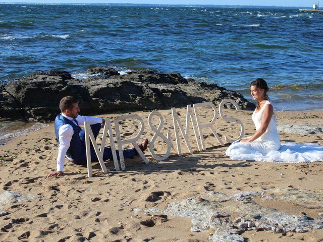Le mariage de Julien et Cynthia à Soeurdres, Maine et Loire 1