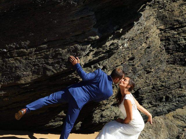 Le mariage de Julien et Cynthia à Soeurdres, Maine et Loire 4
