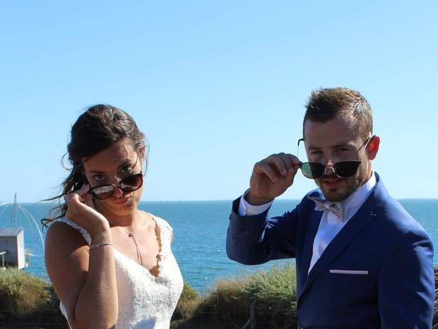 Le mariage de Julien et Cynthia à Soeurdres, Maine et Loire 5