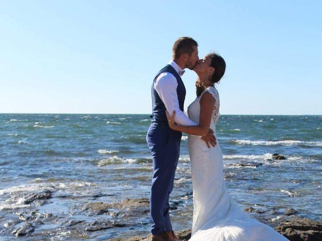 Le mariage de Julien et Cynthia à Soeurdres, Maine et Loire 6
