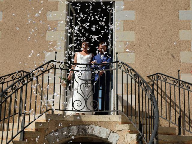 Le mariage de Julien et Cynthia à Soeurdres, Maine et Loire 14