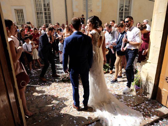 Le mariage de Julien et Cynthia à Soeurdres, Maine et Loire 15