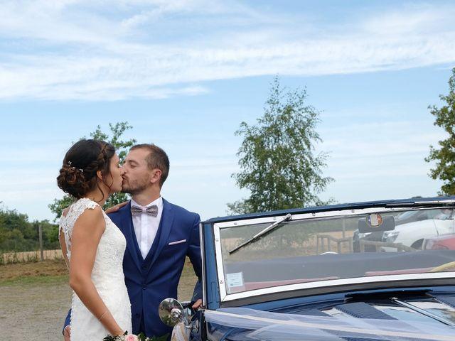 Le mariage de Julien et Cynthia à Soeurdres, Maine et Loire 28
