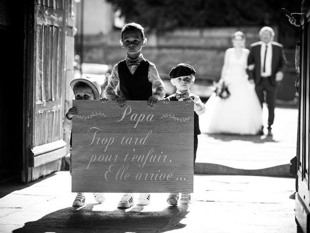 Le mariage de Allan et Betty à Saint-Méen-le-Grand, Ille et Vilaine 17